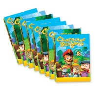 Character Builders&trade;: 8 DVD Set