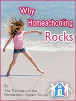 FREE! on Why Homeschooling ROCKS!