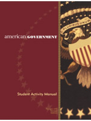 American Government Activities Manual Student Grd 12 2nd Edition