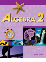 Algebra 2 Student Text (2nd ed.; copyright update)
