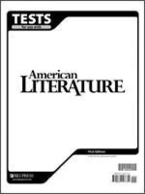 American Literature Tests Grade 11 2nd Edition