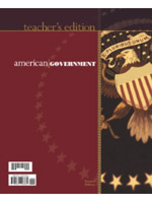 American Government Teacher Grd 12 2nd Edition
