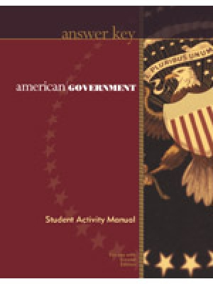 American Government Activities Manual Teacher Grd 12 2nd Edition