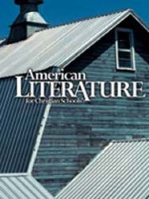American Literature Subject Kit