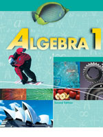 Algebra 1 Student Text (2nd ed.)
