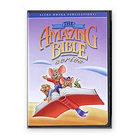 The Amazing Bible Series: 3 DVD Set