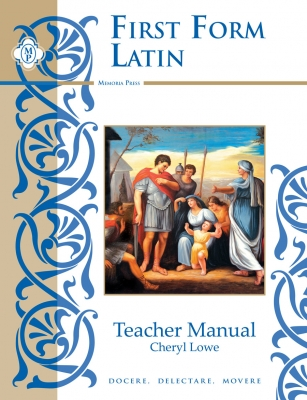 First Form Latin Teacher Manual