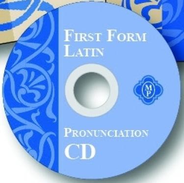 First Form Latin Pronunciation CD
