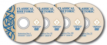 Classical Rhetoric DVDs with Martin Cothran