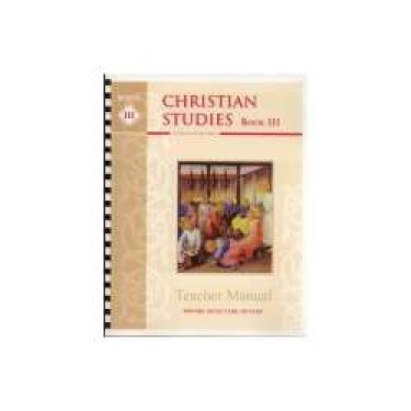 Christian Studies Teacher Grade 5