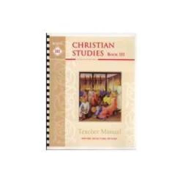 Christian Studies Teacher Grade 5