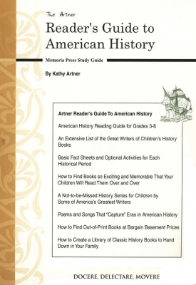 Artner Readers Guide To American History
