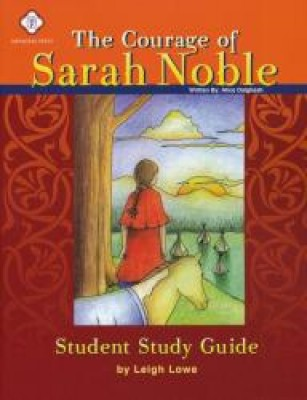 Courage Of Sarah Noble Student Guide