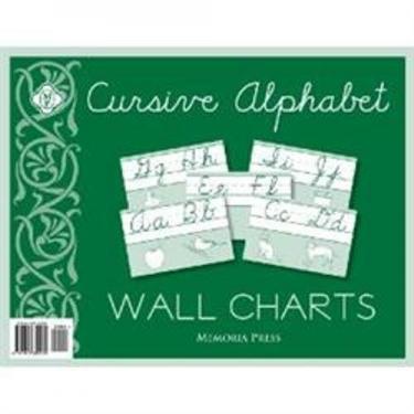 Cursive Wall Charts