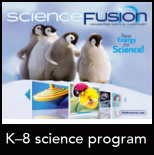 SAVE UP TO 40% on ScienceFusion