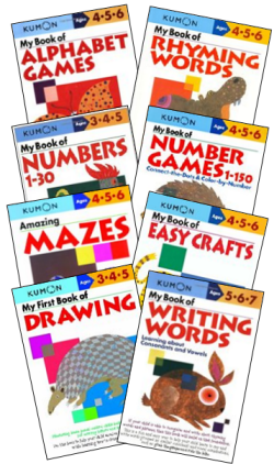 Basic Workbook Series Bundle - Ages 4-6