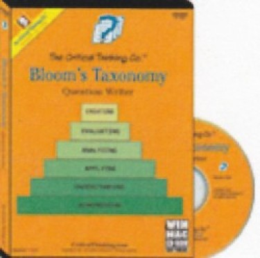 Blooms Taxonomy Question Writer