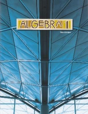 Algebra 1 Stu Text Grd 9