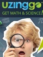 Uzinggo Math & Science Supplement - Save 40% + Get 3 Months FREE