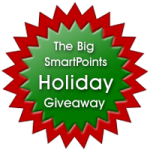 The Big SmartPoints Holiday Giveaway - Win up to 50,000 SmartPoints!