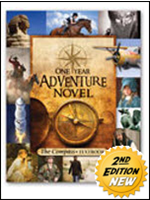 One Year Adventure Novel - Save up to 20%