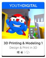 3D Printing and Modeling 1 - BOGO or Save 40% + Get 1,000 SmartPoints
