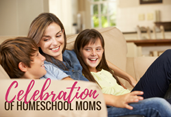 Introduction to Celebration of Homeschool Moms