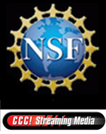 CCC! National Science Foundation Online Streaming - Only $39.95