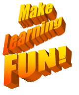 It's Learning Fun Month!