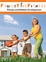Family Time Fitness - Save up to 60%