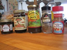 five jerk seasoning compared