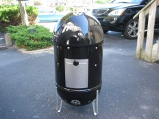 Weber Smokey Mountain Cooker 18.5""