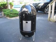 """Weber Smokey Mountain Cooker 18.5"""""""