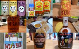 Hot Sauce reviews in 2011