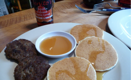 Benito's Chipotle Infused Maple Syrup