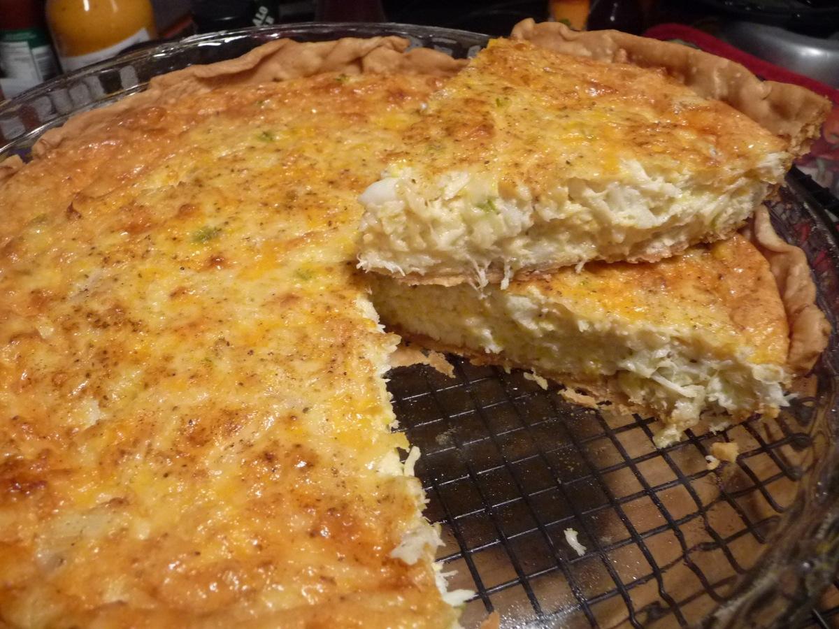 Пирог с капустой с жидкого теста рецепт пошагово