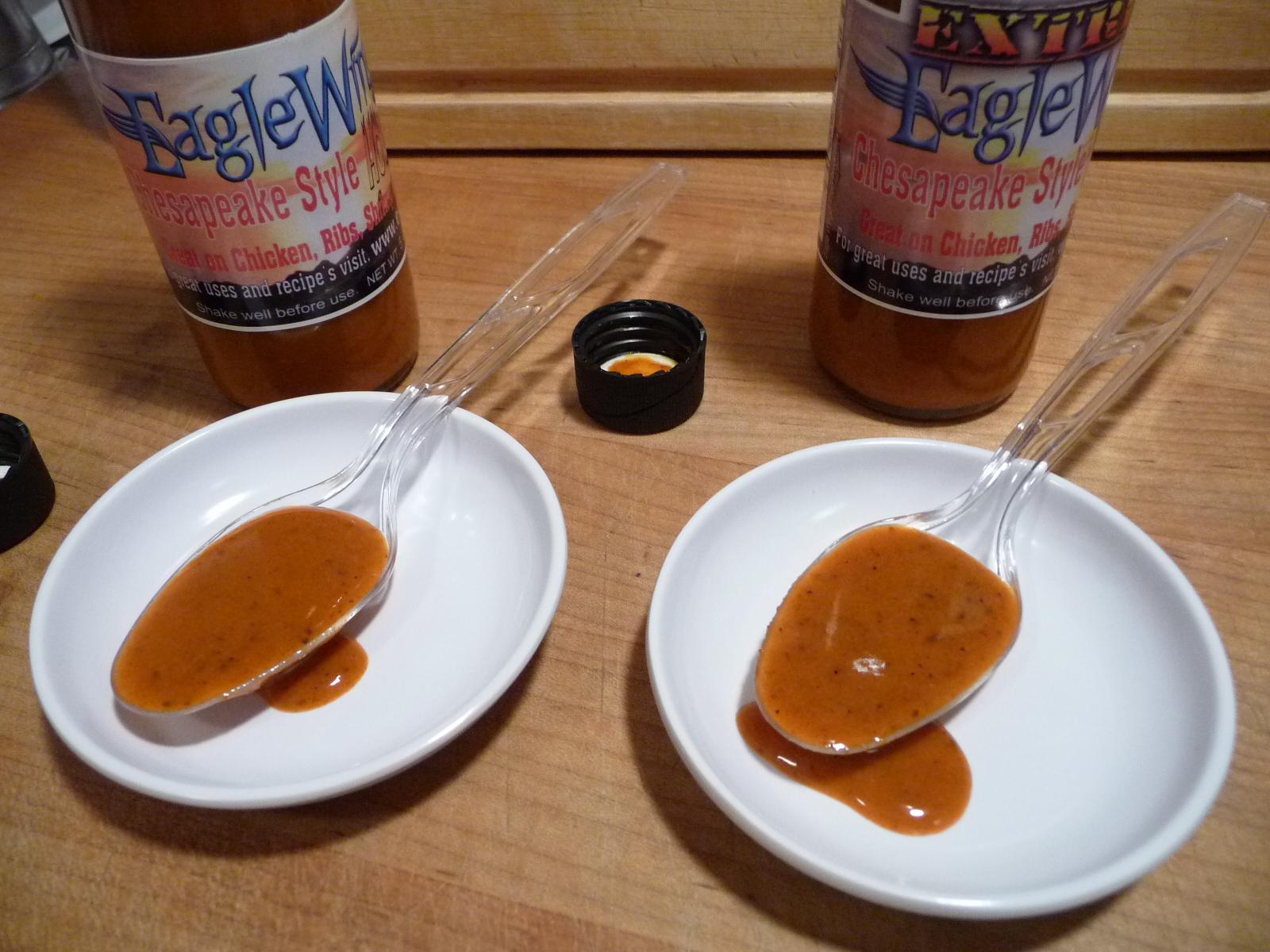 Both sauces