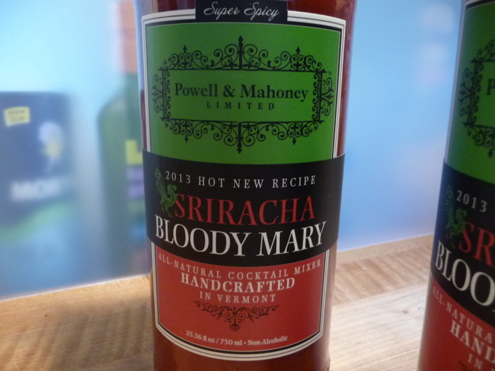 Powell & Mahoney Sriracha Bloody Mary Mix