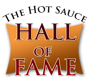 Hot Sauce Hall of Fame logo