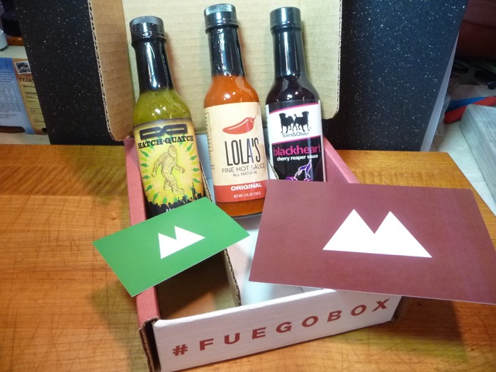 Fuego Box of the Month Club