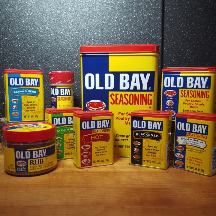 old bay seasonings family