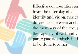 Collaboration conditions