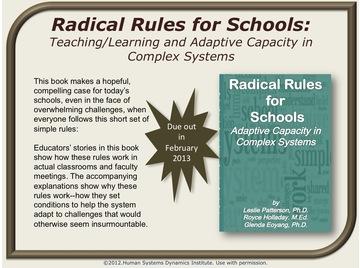 Radical rules.