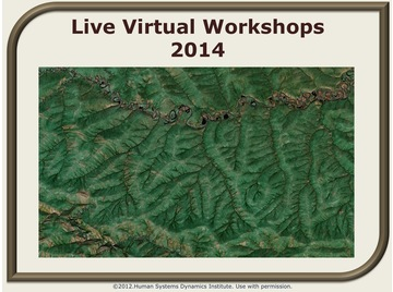 Live virtual workshops