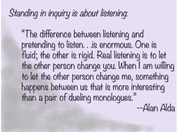 Alan alda on listening