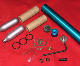 MicroHybrid Rocket Engine Kit