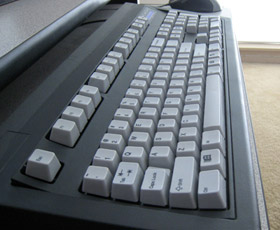 Customizer 104/105 Keyboard