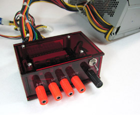 ATX Power Supply to Bench Supply