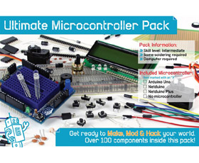 Ultimate Microcontroller Pack
