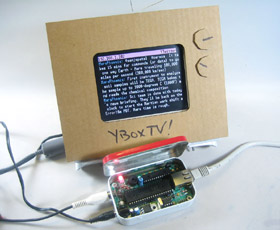 Ybox2 Networked Set-Top Box Kit